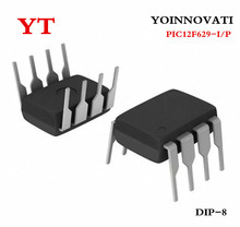 25 قطعة/الوحدة PIC12F629 I/P الموافقة المسبقة عن علم 12F629 12F629 I/P PIC12F أفضل جودة
