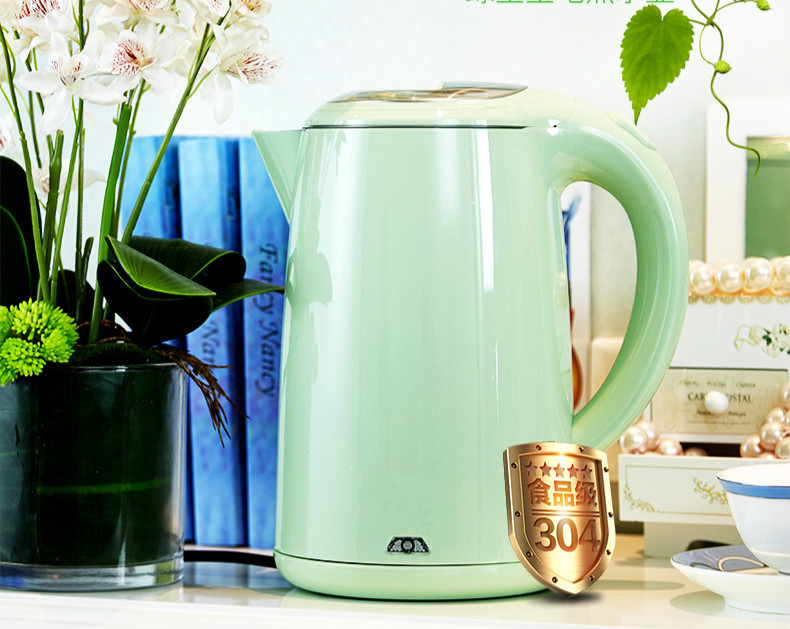 electric kettle USES 304 food grade stainless steel automatic power Safety Auto-Off Function evolution development within big history evolutionary and world system paradigms