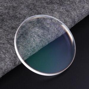 Image 5 - Gmei Optical 1.591 Index PCโพลีคาร์บอเนตแตกหักเลนส์สายตาสั้นเลนส์ทนต่อแรงกระแทกHyperopiaเลนส์Anti UV