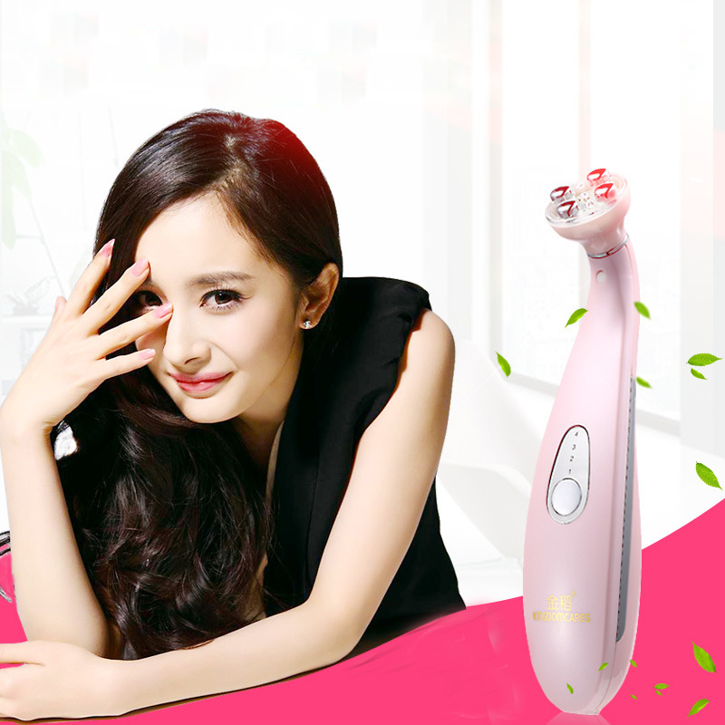 EMS Mesotherapy machine RF Radio Frequency LED Photon Skin Care Device Skin Rejuvenation Face Lifting needle roller Eye Care face skin ems mesotherapy electroporation rf radio frequency facial led photon skin care device face lift tighten beauty machine