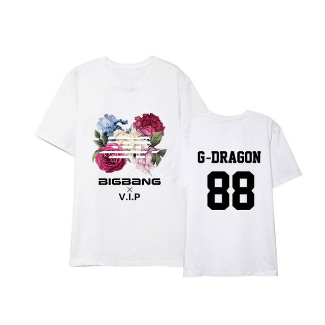 BIGBANG VIP KAMISETA (12 VARIAN)