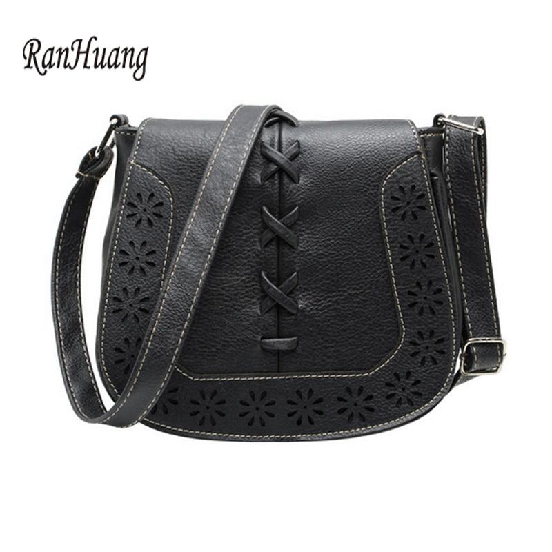 pu couro bolsa de ombro Women Casual Leather Bag : Women Small Leather Bag
