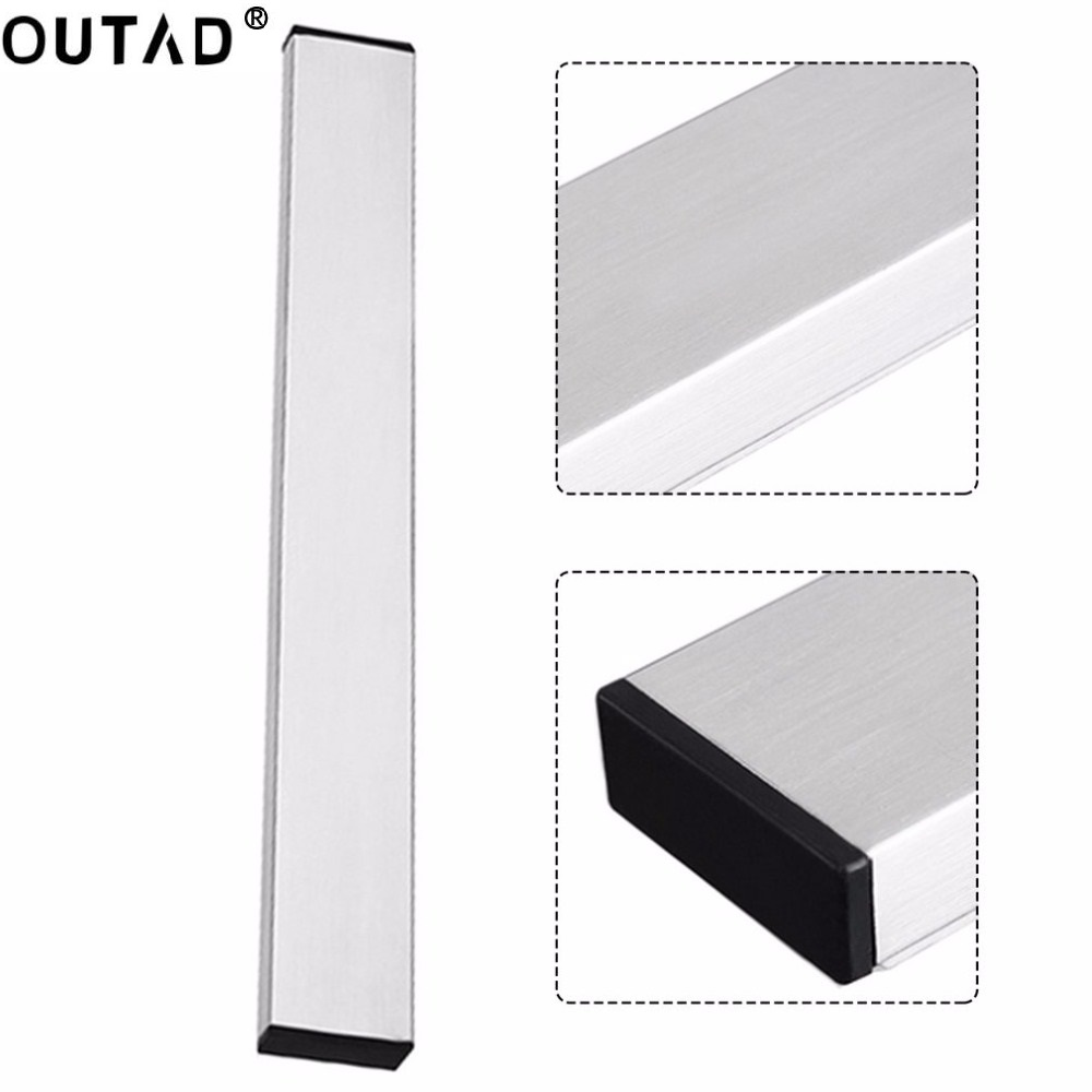 Magnetic Self Adhesive Knife Holder Stand Stainless Steel