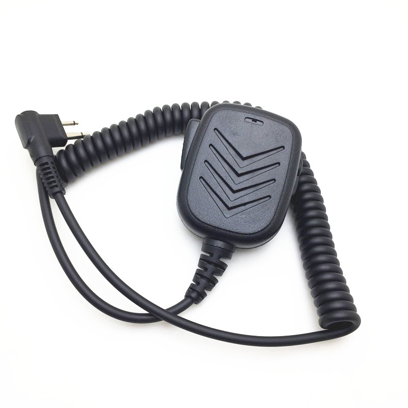 2PIN Hand Microphone For Motorola GP300 GP88 GP88S GP2000 GP68 CP040 CP200 P450 GP3188 GP3688 GP2000S Walkie Talkie