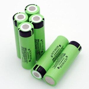 Image 4 - 100 prezzo nuovo originale NCR18650B 3.7v 3400mah 18650 batteria ricaricabile al litio per batterie torcia allingrosso