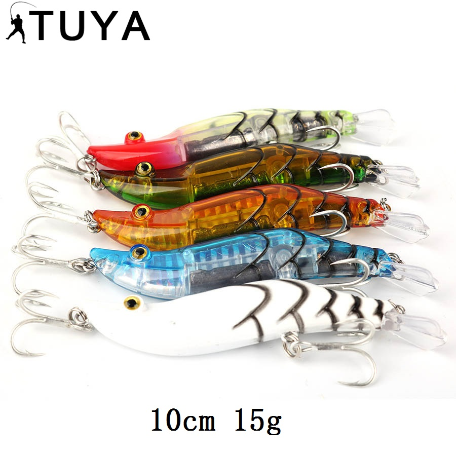 3D Eyes Bionic Eyes Fishing Lures Artificial Swimbait Sinking Cod Lure ABS Body