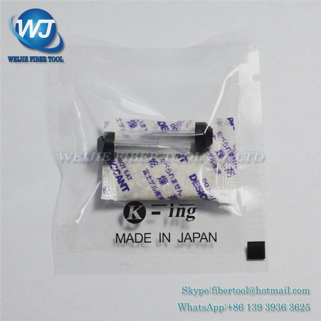 Fujikura FSM-15S FSM-15R fibra splicer varilla de electrodo de descarga aguja ELCT2-17 1 Par