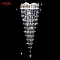Crystal lamp living room restaurant corridor distinguished luxury large modern crystal High end European style chandelier