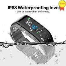 wrist band heart rate monitor IP68 professional waterproof sport bracelet sport watch Activity fitness tracker wristband for ios цены онлайн