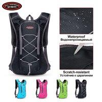 Men Women Outdoors Trail Running Backpack Cycling Running Marathon Vest Nylon Bag Sport Hydration Accessories Hiking Bag For Men