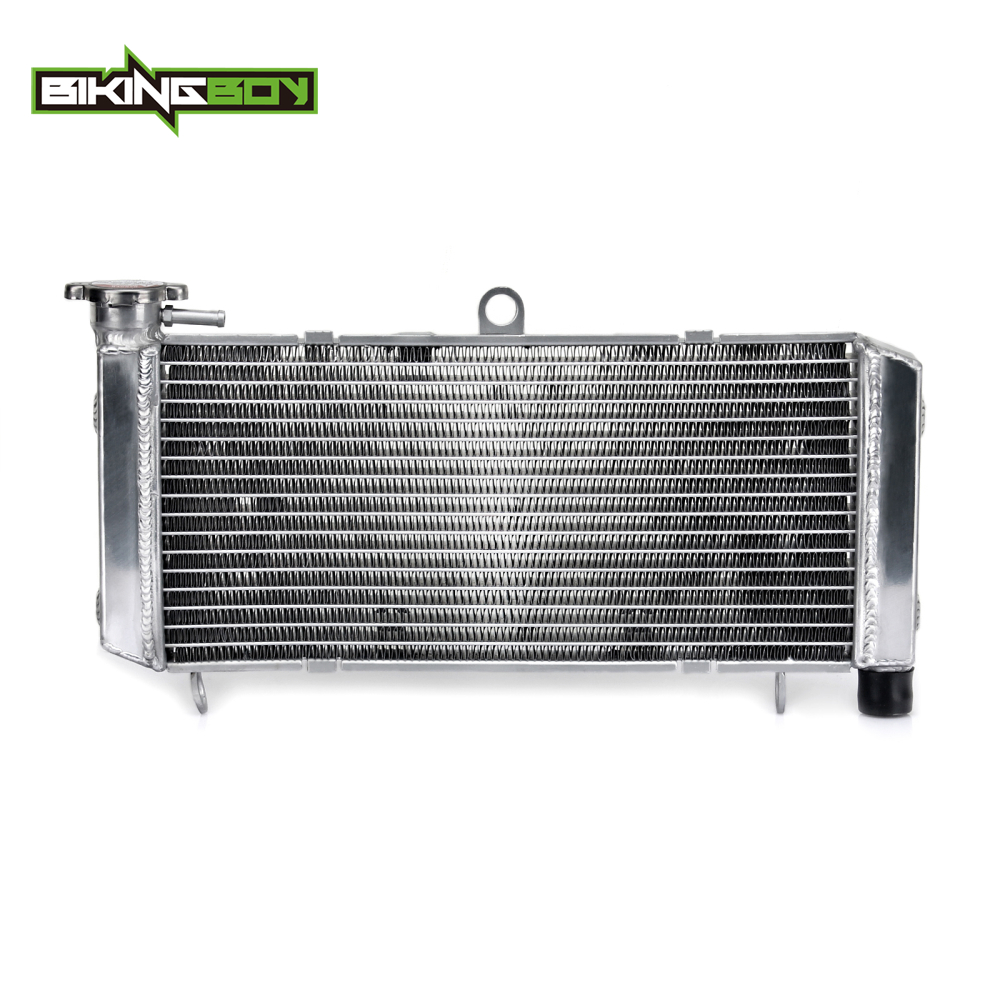 BIKINGBOY Engine Radiator Cooling for Honda CB600F Hornet 08 09 10 11 12 13 CB 600