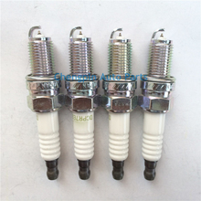 Auto Parts G-POWER Platinum spark plug MADE IN JAPAN Brand new OEM# 1682 DCPR7EGP Car candle(4pcs/lot)