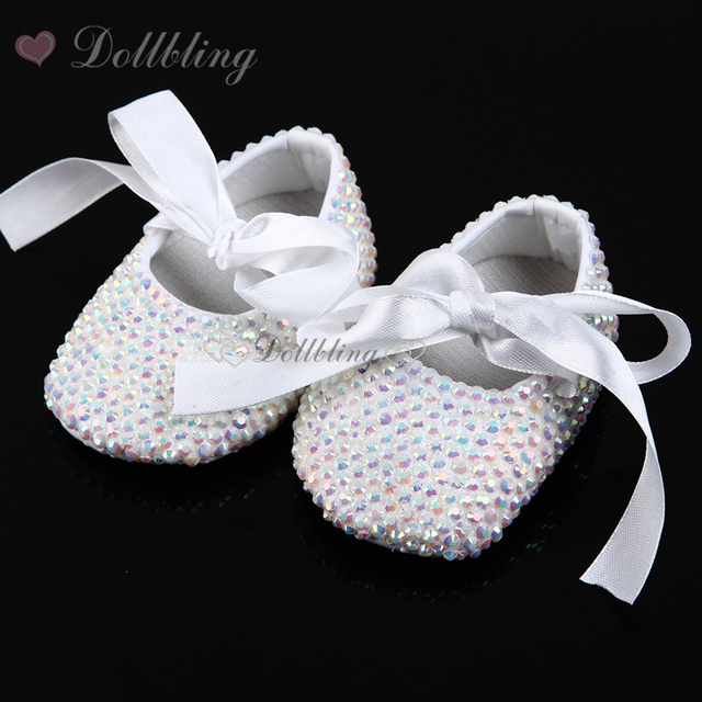 All Covered Rhinestones Bling Ballerina Sparkle Baby Cirb Shoes/Christening Stunning Pram Shoes Keepsake gift infant walkers