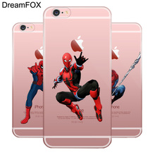 M502 Handsome Spiderman Soft TPU Silicone Case Cover For Apple iPhone 11 Pro XR XS Max 8 X 7 6 6S Plus 5 5S SE 5C 4 4S