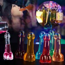 Glas Cup Hoge Boor Grappige Gift Glas Penis Glas Drop Shipping