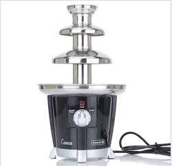 220vElegant home chocolate fountain/3tiers home waterfall machine/christmas waterfall machine