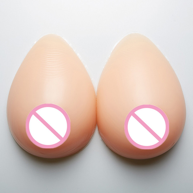 Breast natural round