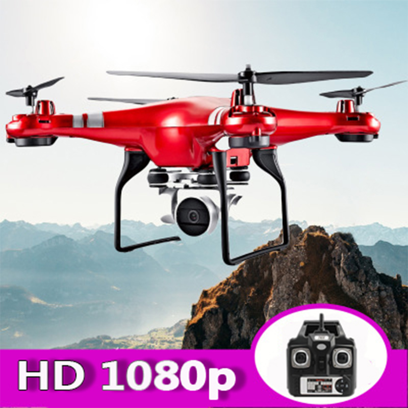 5MP HD Cámara Drone Wifi FPV en Quadcopter inteligente altitud Hover RC helicóptero 2,4g 6 ejes Gyro Drone los drones con cámara