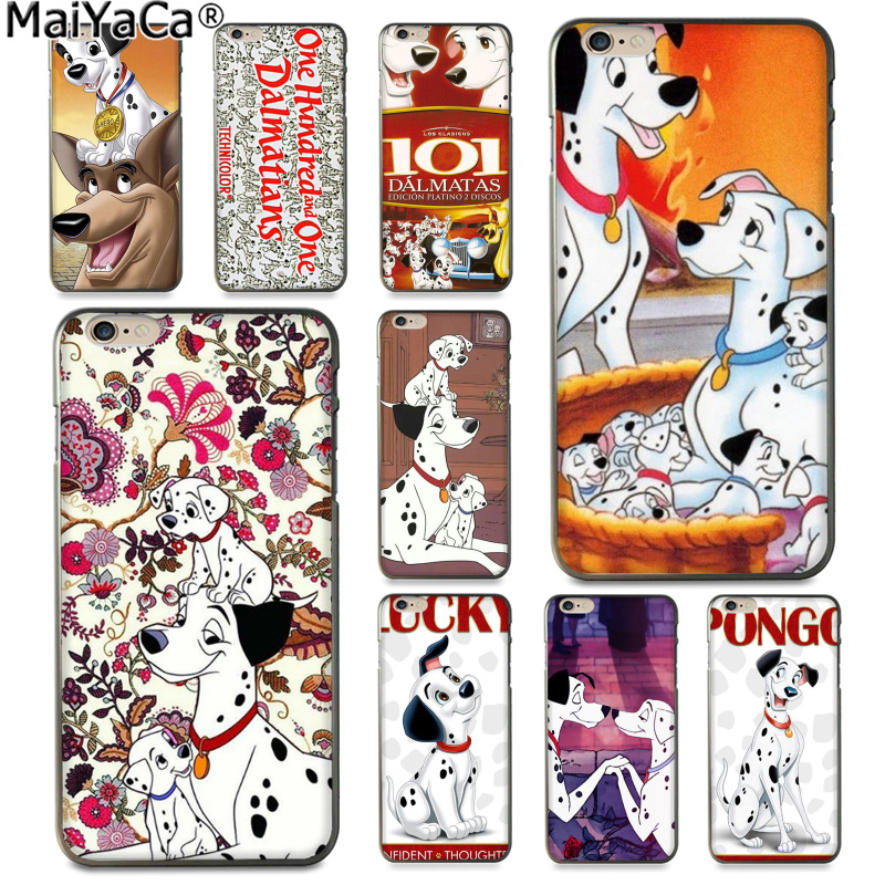US $0 76 62% OFF|MaiYaCa 101 Dalmatians One Hundred and One London  Adventure Phone Case for Apple iPhone 8 7 6 6S Plus X 5 5S SE XS XR XS  MAX-in