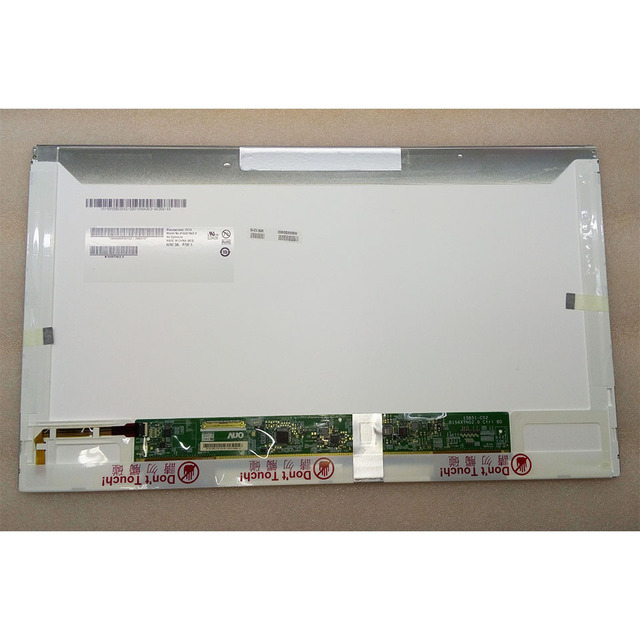40Pin Replacement for BOE Panel BT156GW01 V A VA V2 LCD Screen Matrix for  Laptop 15 6