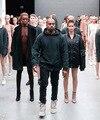 2016 Latest TOP Kanye West YEEZY season 1 oversized pullover hoodie hiphop FEAR OF GOD HBA MEN Justin Bieber Sweatshirt hoodies