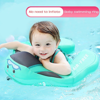 Baby Swimming Ring floating Floats Swimming Pool Toy Bathtub Pools Swim Trainer Solid No Inflatable Safety for Swim accessories