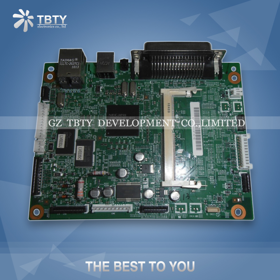100% Test Main Board For Brother HL 5350DN 5350 5350N HL5350 Formatter Board Mainboard On Sale formatter pca assy formatter board logic main board mainboard mother board for hp m775 m775dn m775f m775z m775z ce396 60001