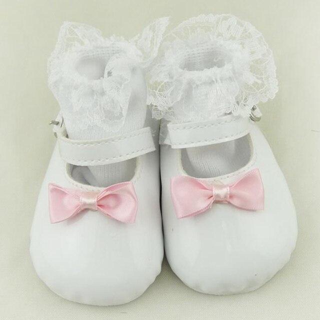98e6d901d Acessórios Da Boneca Reborn Bebê quente Sapatos Sapatos Da Moda Sapatos E  Meias Adequados Para Meninas