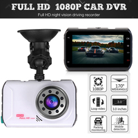 Novatek 96223 New Mini Car DVR Camera Dashcam Full HD 1080P Video Camcorder G sensor Car Black Box Night Vision Dvr Dash Cam