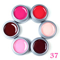 Yaoshun 6pcs UV Nail Gel Polish Perfect Long Lasting UV Gel Varnish Professional DIY Nail Art Salon