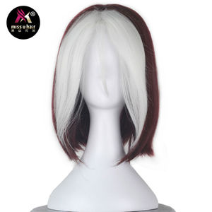 Miss U Hair Women Short Wavy B