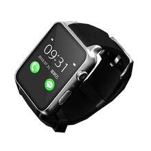 GT88 GSM SIM Smartwatch Bluetooth Relógio Inteligente À Prova D' Água Heart Rate Monitor para IOS Smartphone Android Apoio TF/Cartão SIM