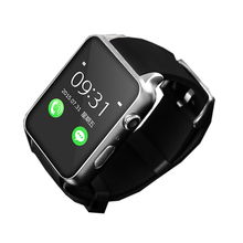 GT88 GSM SIM Bluetooth Smart Watch Waterproof Heart Rate Monitor Smartwatch for IOS Android Smartphone Support TF/SIM Card