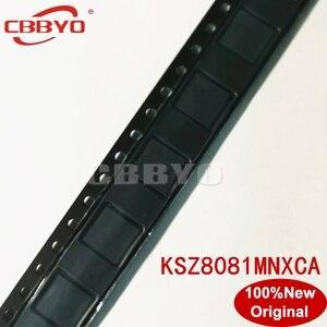 5pcs 100% New KSZ8081MNXCA KSZ8081 QFN-32