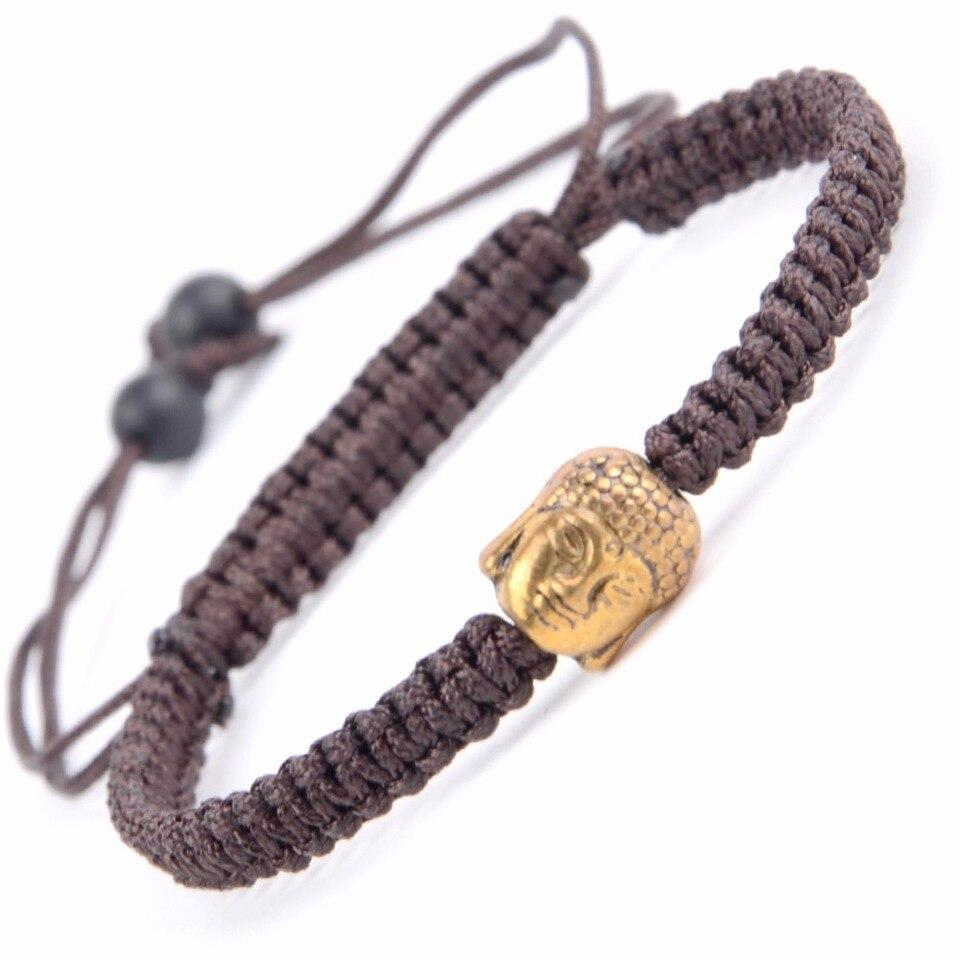 Charm Braiding Macrame Bracelet