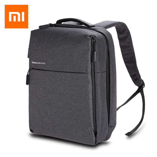 Original Xiaomi 14 Inch 20L Urban Style Polyester Backpack Leisure Sports Bag  Waterproof Traveling Sports Hiking Casual Style ea30f4a9eb353