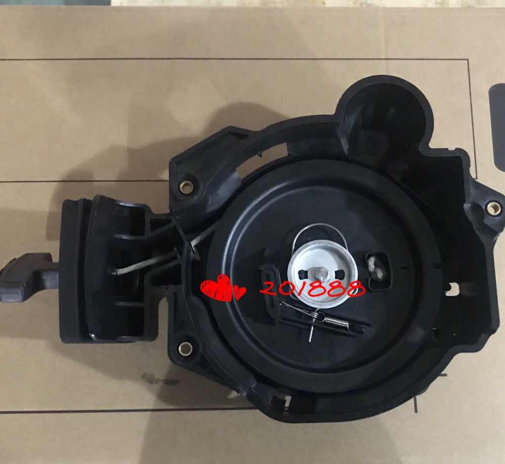 Free shipping marine outboard motor part pull start for YAMAHA HIDEA9 9 hp  gasoline boat engine accessories