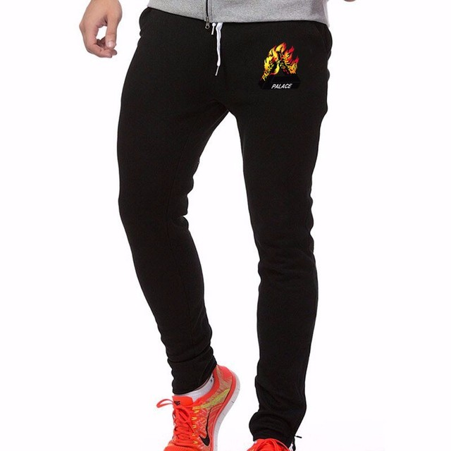 New arrival men hip hop pants palace streetwear sweatpants mens harajuku trousers fashion brand clothing pantalon homme