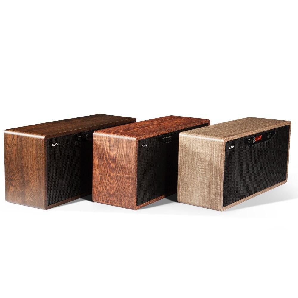 Haut parleur Bluetooth sans fil Mini haut parleur HIFI AT50 haute qualité système de boîte de son Surround 3D stéréo Mini haut parleurs intégrés - 6