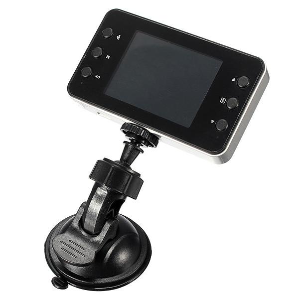 2.4 HD Car DVR Video Dashboard Camera Driving Recorder G-sensor W/Night Vision Black