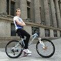 Горный велосипед  рама из высокоуглеродистой стали  27 скоростей  26 дюймов  для взрослых  для путешествий по пересеченной местности  для студ...