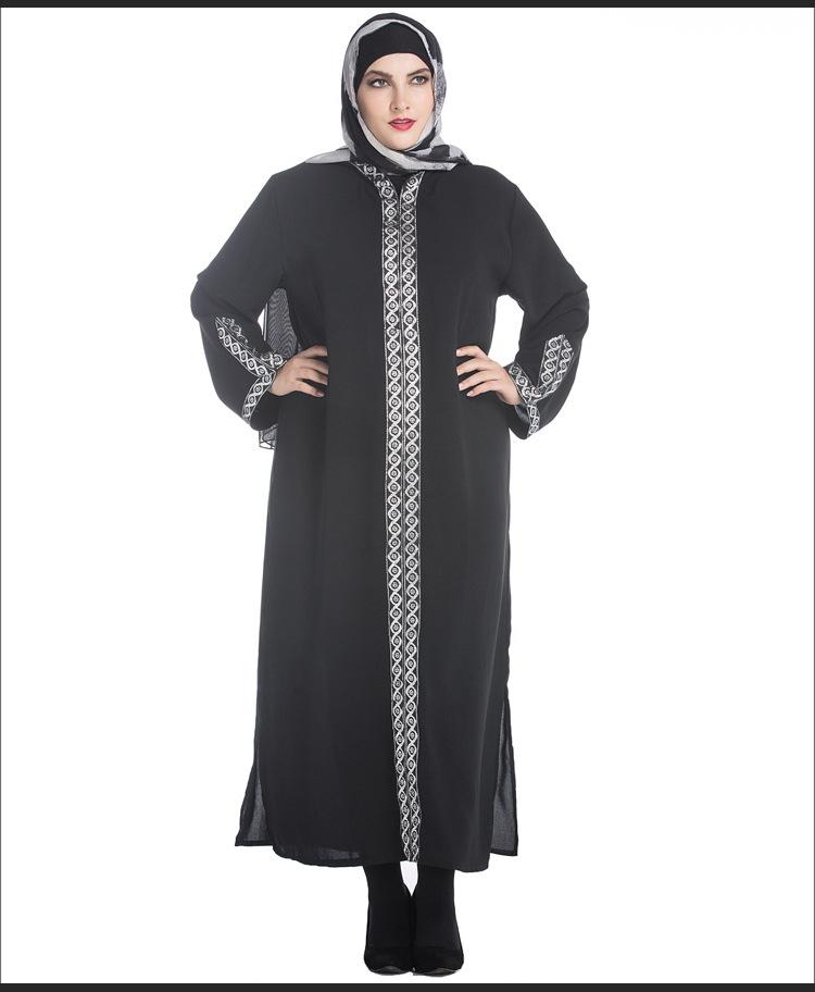 Hooded Jalabiya Size discount 2