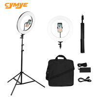 Cymye ring light H16 16 600pcs LED 3Color 3200K 5600K Dimmable Photography lighting