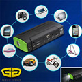 2017 new Car Jump Starter Portable Charger for Electronics Mobile Device 9900mAh Engine Emergency Battery Booster SOS light