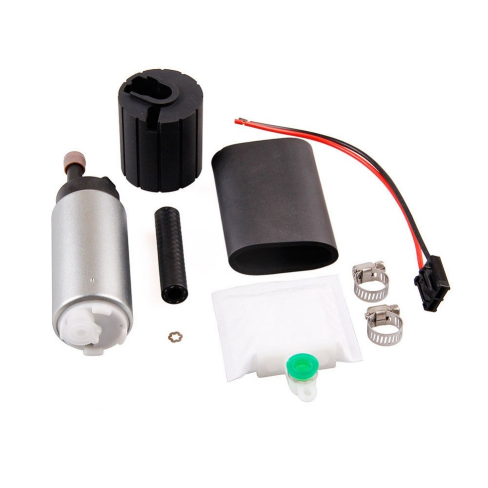 Amicable Universal Automobile Refitted Electronic Fuel Pump High Pressure Intank Fuel Pump 255lph Power Flow Auto Replacement Parts
