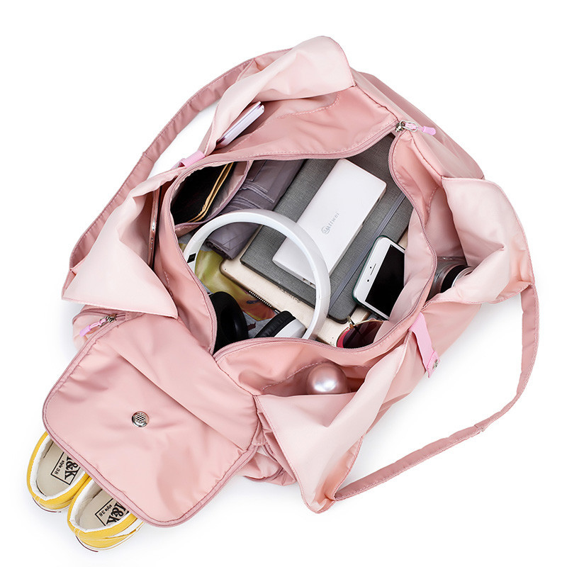 Gym Bag Men Women Fitness Waterproof Multi-function Shoes Storage Backpack For Sports Travel Yoga Pilates Bag Training Case