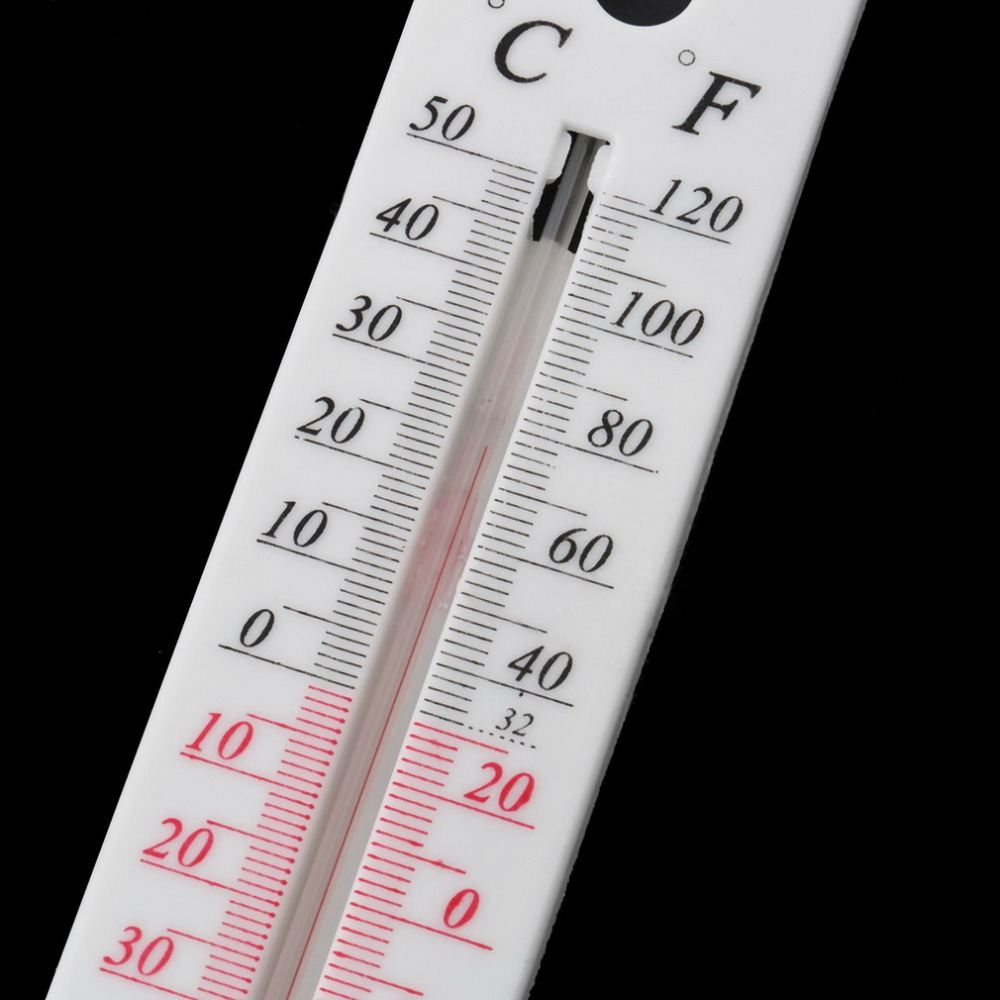 TFA HI-LOW THERMOMETER w//Outdoor Measuring Probe 9.8-Foot Cable Min//Max Memory