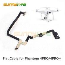 Flat Cable Fita Reparação Cabo Flexível para DJI Fantasma Gimbal 4 PRO e Phantom 4 PRO + Zangão