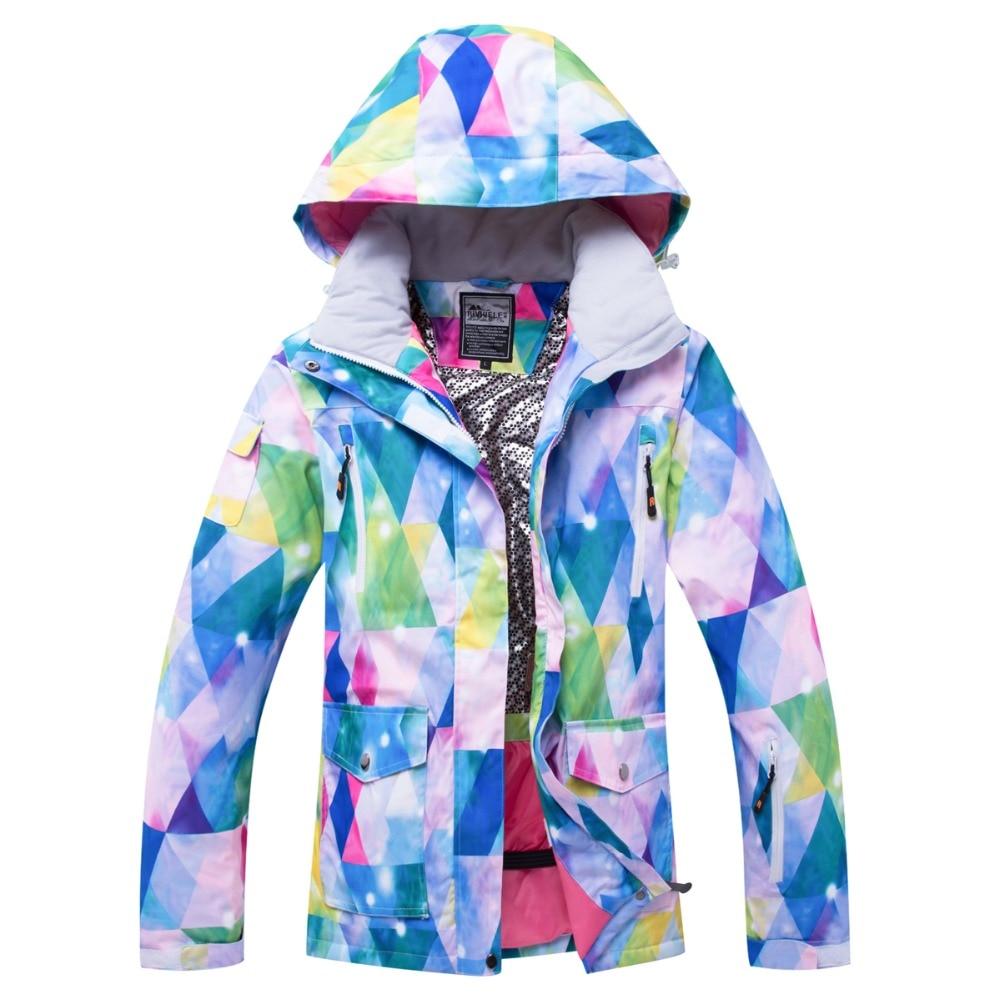 2018 New Hot Women Ski Suit Waterproof Ski Jacket Pants Winter Outdoor Skiing Snowboard Suit Set Jacket Pants Snow Clothes tailored suit pants
