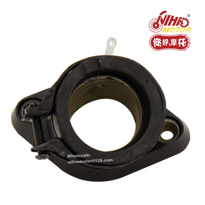 128 CFMoto Parts CF500 CF188 Inlet Pipe Connects The Carburetor ToThe Cylinder Head for CF 500 Motor ATV UTV GOKART 500cc Engine(China)
